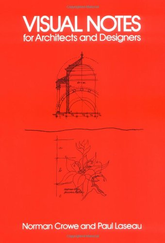 9780471289593: Visual Notes for Architects and Designers
