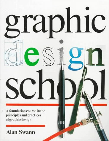 9780471289616: Graphic Design School (Paper Only)