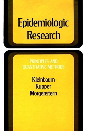 9780471289852: Epidemiologic Research: Principles and Quantitative Methods (Chemistry)