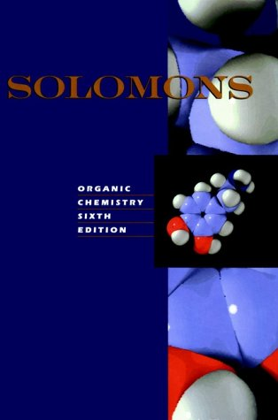 9780471290261: Organic Chemistry Sixth Edition (Softlock CD not Included)