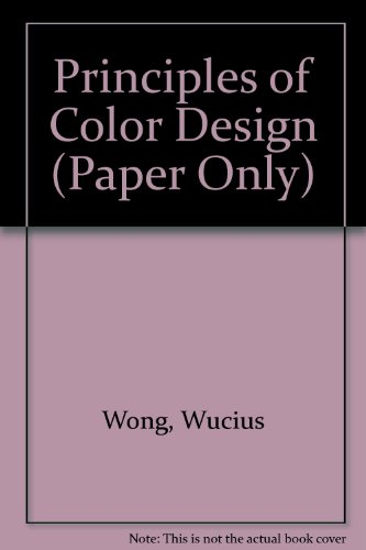 9780471290285: Principles of Color Design (Paper Only)