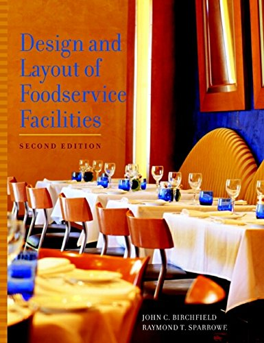 9780471292098: Design and Layout of Foodservice Facilities