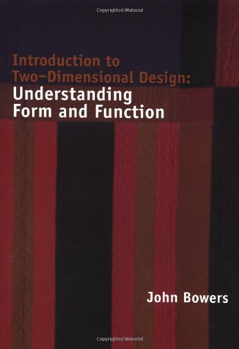 9780471292241: Introduction to Two-Dimensional Design: Understanding Form and Function