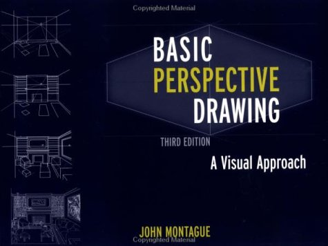 9780471292319: Basic Perspective Drawing: A Visual Approach, 3rd Edition