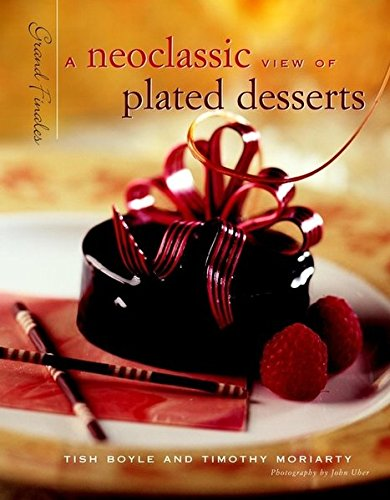 9780471293132: Grand Finales: A Neoclassic View of Plated Desserts (Hospitality)