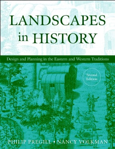 9780471293286: Landscapes in History, 2nd Edition (One Volume)