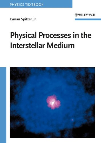9780471293354: Physical Processes in the Interstellar (Physics)