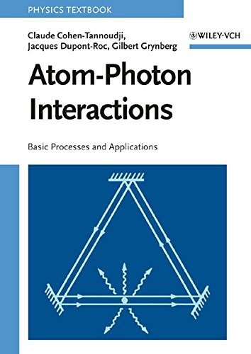 9780471293361: Atom-Photon Interactions: Basic Processes and Applications