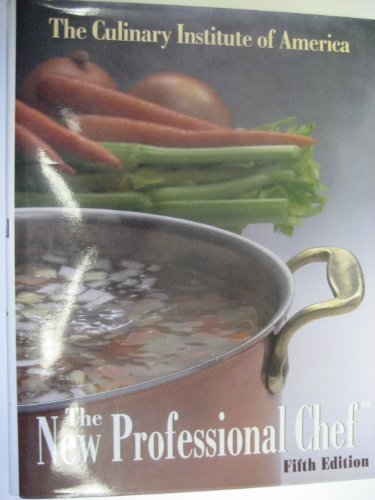 9780471293729: The New Professional Chef, 5th Edition