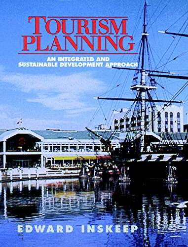 9780471293927: Tourism Planning: An Integrated and Sustainable Development Approach