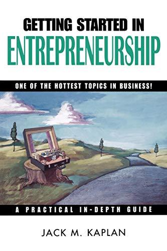 9780471294566: Getting Started in Entrepreneurship