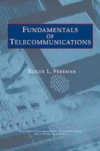 9780471296997: Fundamentals of Telecommunications