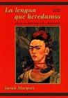 9780471297468: La Lengua que Heredamos 4e WSE: Curso de Espanol para Bilingues
