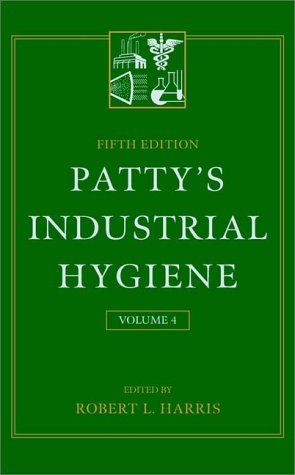 9780471297499: Volume 4, Patty's Industrial Hygiene, 5th Edition