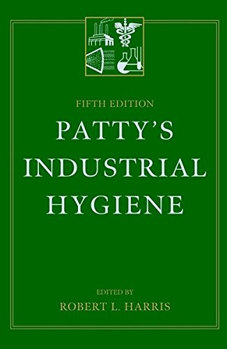 4 Volume Set, Patty's Industrial Hygiene, 5th Edition