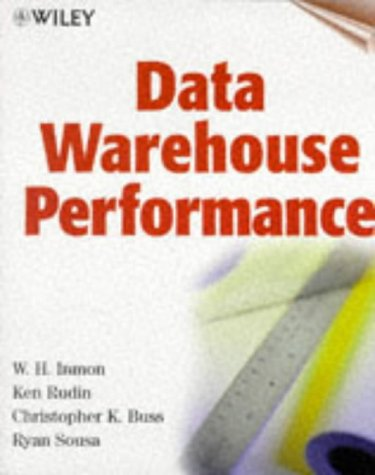 9780471298083: Data Warehouse Performance