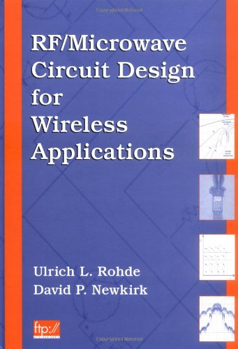 9780471298182: RF/Microwave Circuit Design for Wireless Applications