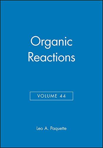 Organic Reactions (Hardback): Leo A. Paquette