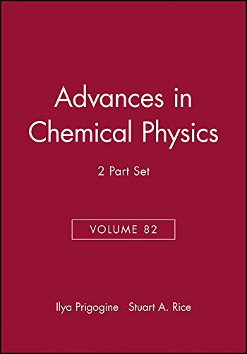 9780471303152: Advances in Chemical Physics, Volume 82, 2 Part Set: State Selected and State-to-State Ion-Molecule Reaction Dynamics (v. 82, Pt. 1 & 2)