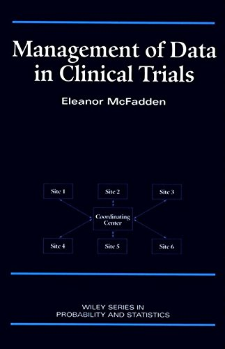 9780471303169: Management of Data in Clinical Trials (Wiley Series in Probability and Statistics)