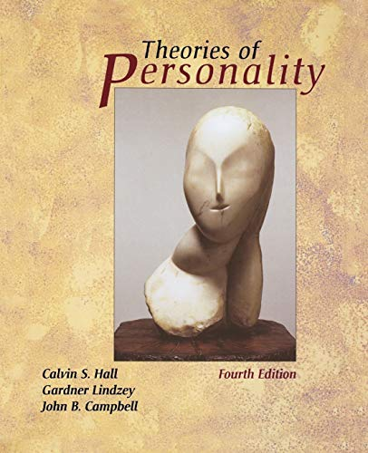 9780471303428: Theories of Personality