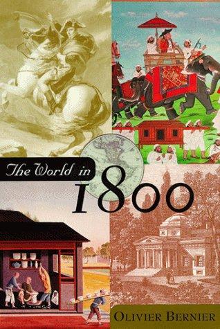 9780471303718: The World in 1800 (A Robert L. Bernstein book)