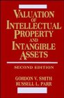 9780471304128: Valuation of Intellectual Property and Intangible Assets