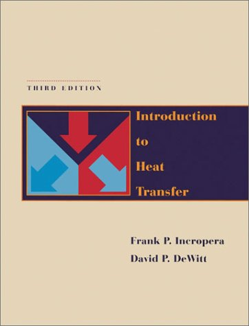 9780471304586: Introduction to Heat Transfer, 3rd Edition