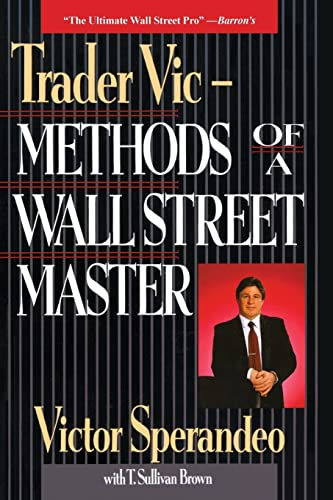 9780471304975: Trader Vic--Methods of a Wall Street Master