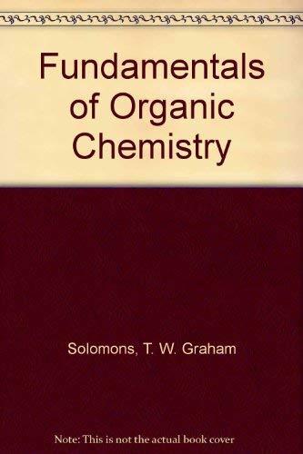 9780471305620: Fundamentals of Organic Chemistry