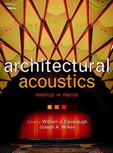 Architectural Acoustics : Principles and Practice: Cavanaugh, William J.