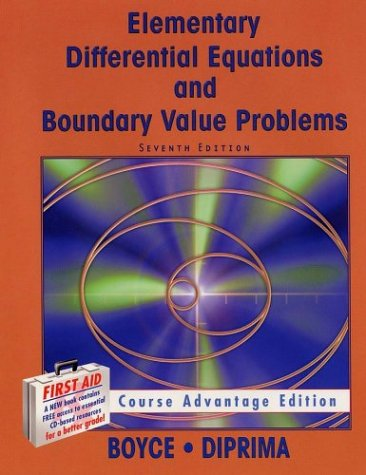 9780471307891: Elementary Differential Equations and Boundary Value Problems