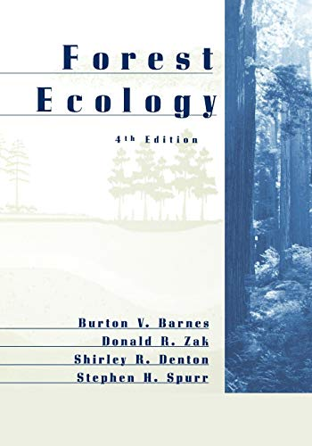 9780471308225: Forest Ecology