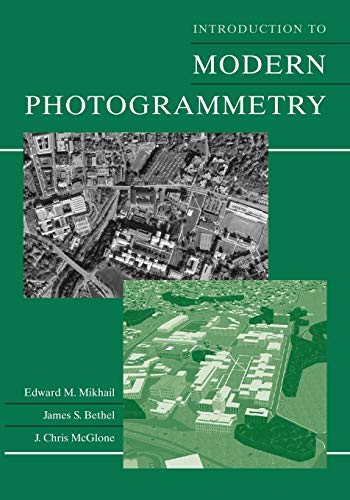 9780471309246: Introduction to Modern Photogrammetry