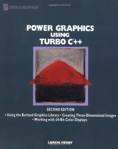 9780471309291: Power Graphics Using Turbo C++