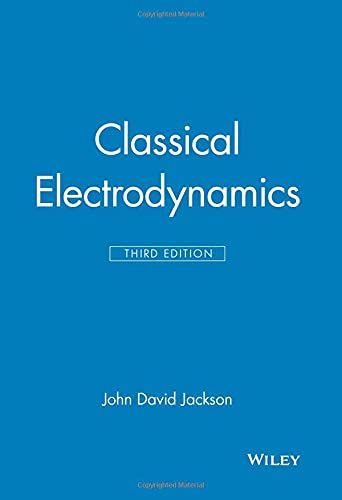 9780471309321: Classical Electrodynamics Third Edition