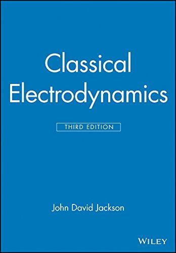 9780471309321: Classical Electrodynamics Third Edition