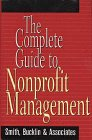 9780471309550: The Complete Guide to Nonprofit Management (Wiley Nonprofit Law, Finance and Management Series)