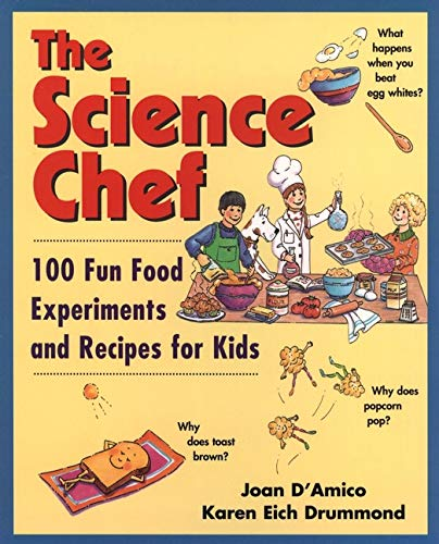 9780471310457: The Science Chef: 100 Fun Food Experiments and Recipes for Kids