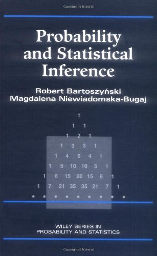 9780471310730: Probability and Statistical Inference (Wiley Series in Probability and Statistics)