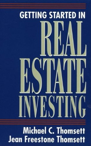 9780471311935: Getting Started in Real Estate Investing