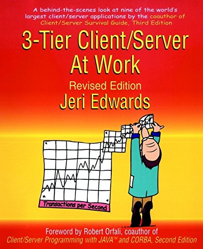9780471315025: 3-Tier Server/Client at Work, Revised Edition