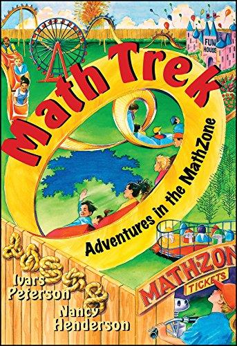 9780471315704: Math Trek: Adventures in the Math Zone
