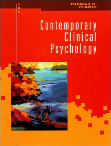 9780471316268: Contemporary Clinical Psychology