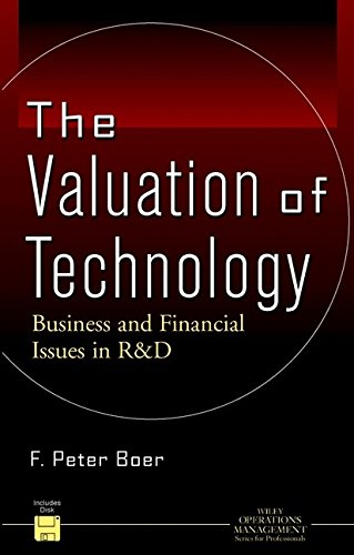 9780471316381: The Valuation of Technology: Business and Financial Issues in R&D (Operations Management)