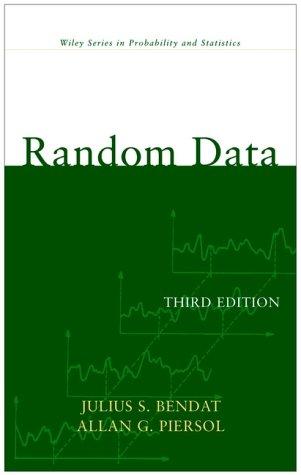9780471317333: Random Data: Analysis & Measurement Procedures