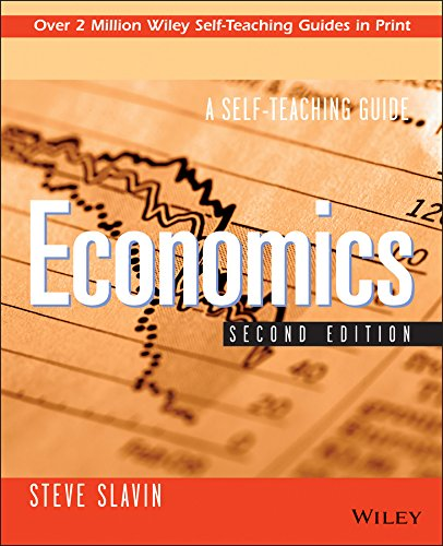 9780471317524: Economics: A Self-Teaching Guide