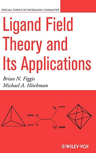9780471317760: Ligand Field Theory and Its Applications