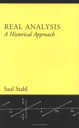 9780471318521: Real Analysis: A Historical Approach