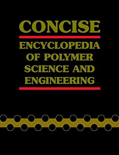 9780471318569: Concise Encyclopedia of Polymer Science and Engineering